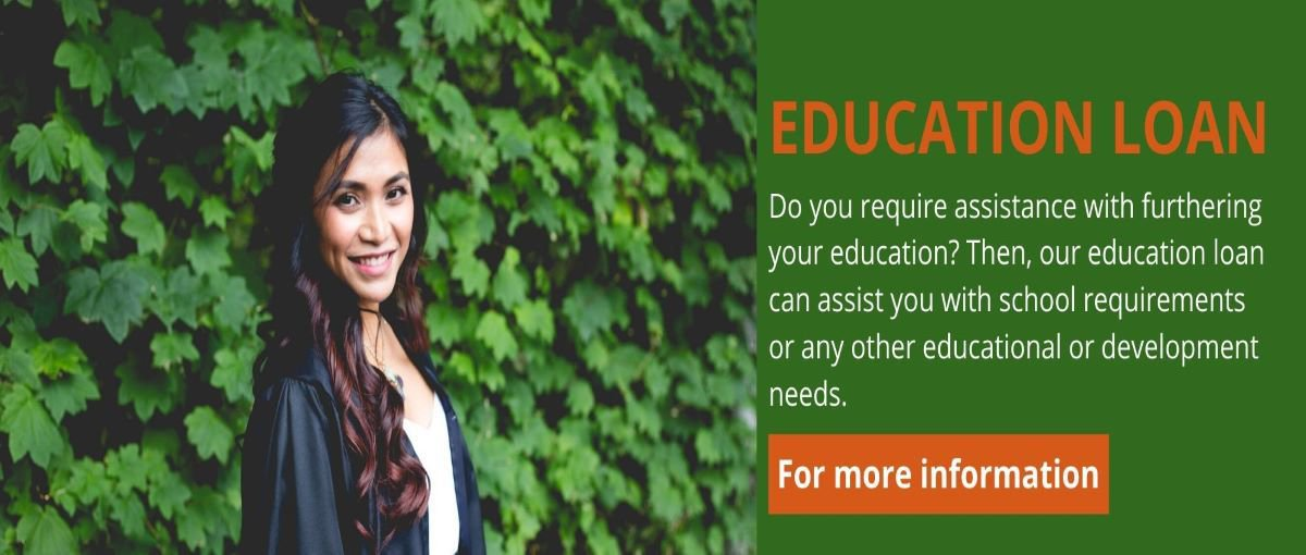 Education Loan Slider