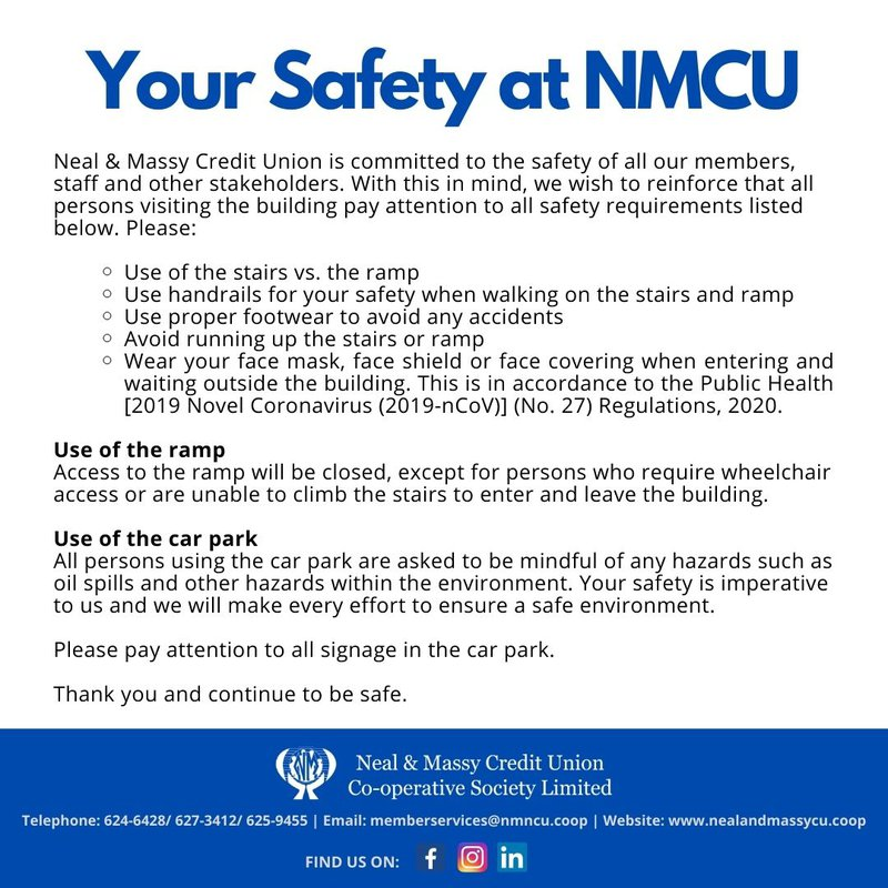 Your Safety at NMCU