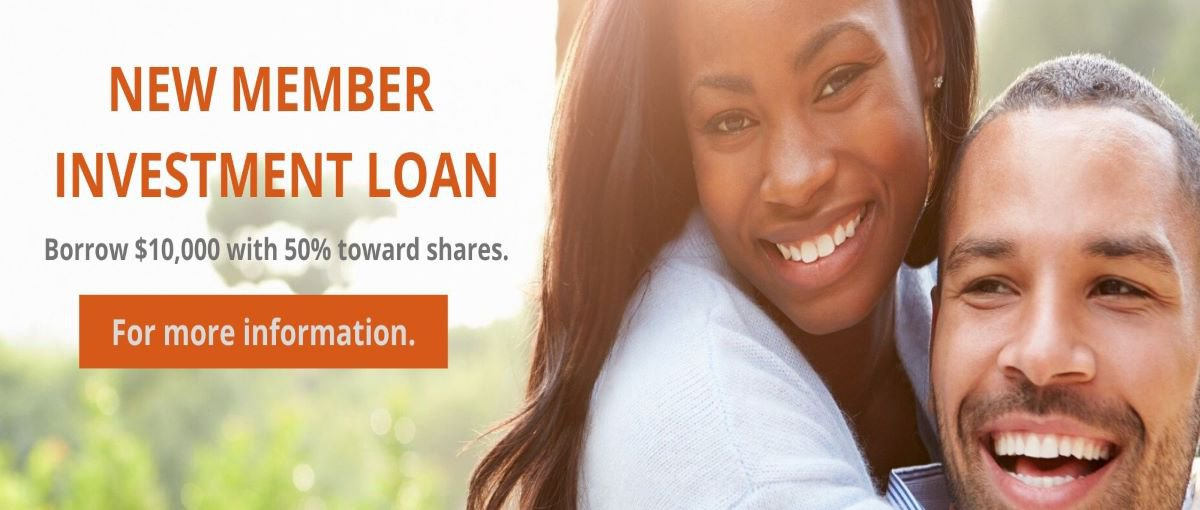 New Member Loan Slider